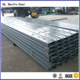 Structural Steel Cold Formed C Channel For Construction
