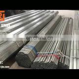 ASTM A53 6 inch sch40 galvanized water steel pipe weight, hot dipped galvanised zinc iron steel tube price