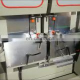 double head cutting saw double head aluminum digital miter saw aluminum window frame making