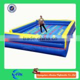 famous game for kids and adults inflatable twister game