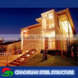 Professional manufacturers of modular house building,nice prefabricated villa china supplier