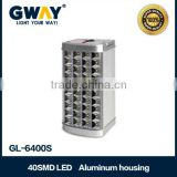 40pcs of 5-6LM 2835 SMD LED emergency light ,12V DC car charging, bright transformer charging led lamp