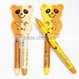 cute animal shaped pens set for kids