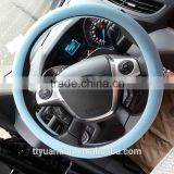 Silica gel car steering wheel cover silica gel car accessory A silica gel automobile Headgear