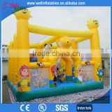 New products kids inflatable amusement park outdoor inflatable park