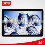 Magic Mirror Advertising Player/Digital Signage/Advertising Players 32/37/42/47/55 Inch Factory Price DDW-AD3601WN