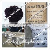 98% Chromium Nitrate Nonahydrate Cr(NO3)3.9H2O