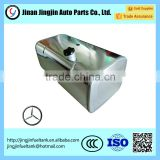 Factory direct selling all kinds of Aluminum fuel tank for benz truck