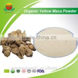 Manufacturer Supply 300 mesh Organic Yellow Maca Root Powder/ Organic Yellow Maca Powder
