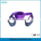 Varies of braided nylon flat belt nylon endless belt nylon lifting belt
