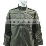 Olive green army ACU military uniforms used