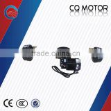 48V 850W DC motor gear box rear axle with drum brake for electric tricycle/tuk tuk/tour bus