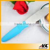 Wholeasle Tableware Stainless Steel Plastic Handle Butter Knife