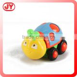 Cute style plastic car pull back toys