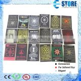 Various Kind Available Anti Radiation Sticker For Moblie Phone Sticker with Scalar Energy Saver Chip