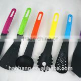 New products silicone spatula set / silicone baking set / silicone spatula untensil in kitchen