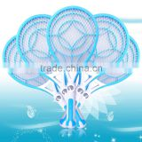 Alibaba Hot selling fly catcher swatter supplier recharge mosquito bug zapper with Led light