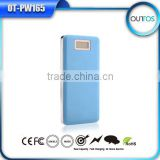 Power bank 4400 mah portable battery charger dual usb power bank for ipad 2 samsung galaxy tab