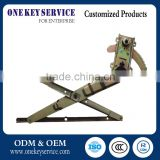 electronic or manual window lifter for light trucks