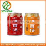 beer tin can /beverage easy open lid tin can