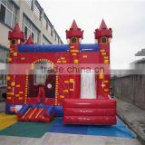 Lanqu inflatable bounce house trampoline/indoor bounce house                                                                         Quality Choice