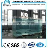 super original lucite clear large aquare acrylic fish tank of acrylic fish tank project made in China