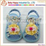 China wholesale cheap name brand baby shoe in summer