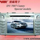 7 inch double din car dvd for toyota camry in automobiles & motorcycles consumer electronics with gps bluetooth