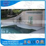 Automatic PC swimming pool cover-POOL cover fabric