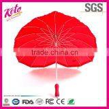 High Quality Heart Shape Umbrella