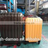 alibaba china new products for 2015 !!! ABS PC cheap designer personalized trolley luggage sets