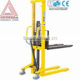 (HERRMAN)hydraulic manual stacker