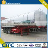 HCI acid transport chemical liquid tank semi trailer CITC/Chemical Liquids Tanker Trailer Propane Trailers For Sale