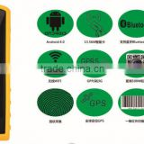 Handheld Mobile Biometric Terminal with WIF, GPRS, GPS, Bluetooth, Camera, Mobile Phone, and barcode function                                                                         Quality Choice