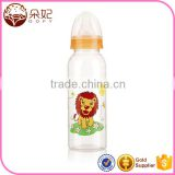 New arrival 270ml Food grade pp infant baby bottle From China                                                                         Quality Choice