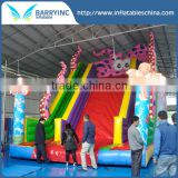 Amusement Park Playground Slide,Children Playground Equipment,Kids Plastic inflatable octopus Slide