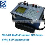 DZD-6A Resistivity meter in water detection