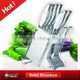 kitchen helpful and good quality white handle knife