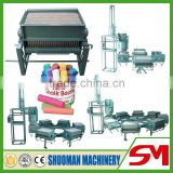 Practical and affordable different shape tailor chalk making machine