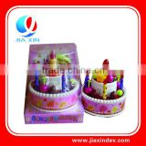 Beautiful toy birthday cake ,toy cake