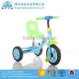 OEM Metal Children Tricycle rubber wheels/3 Wheel Children Trike With parent handle/Buy CE Baby Tricycle for Kids online