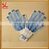 Custom Design Labor Protection Work Glove Cotton Glove For Working
