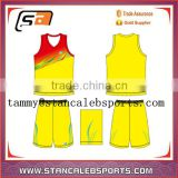 Stan Caleb practice uniforms for sublimation fully printed basketball jersey full sublimation youth basketball wear