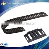 Wholesale Black Plastic Towline 20mm x 15mm Cable Drag Chain