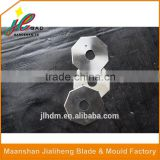 Factory supply clicer meat circular machine blades for agate cutting