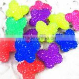 Shining Resin mini butterfly-Flat back resin craft(Cabochon)