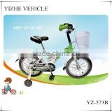 "2016 China hot selling push kids bicycle / green kids toy road bicycle / 12"" 16"" 20"" girl bicycles for kids"