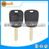 TOY43/SX9 blade remote key blank for Citroen C4,C2,C3,C5 Picasso,Elysee,Berlingo 2 button remote key blank case shell NO logo