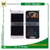 Mobile display for samsung galaxy s5 mini g800f g800 lcd screen