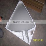 High quality satellite dish antenna factory